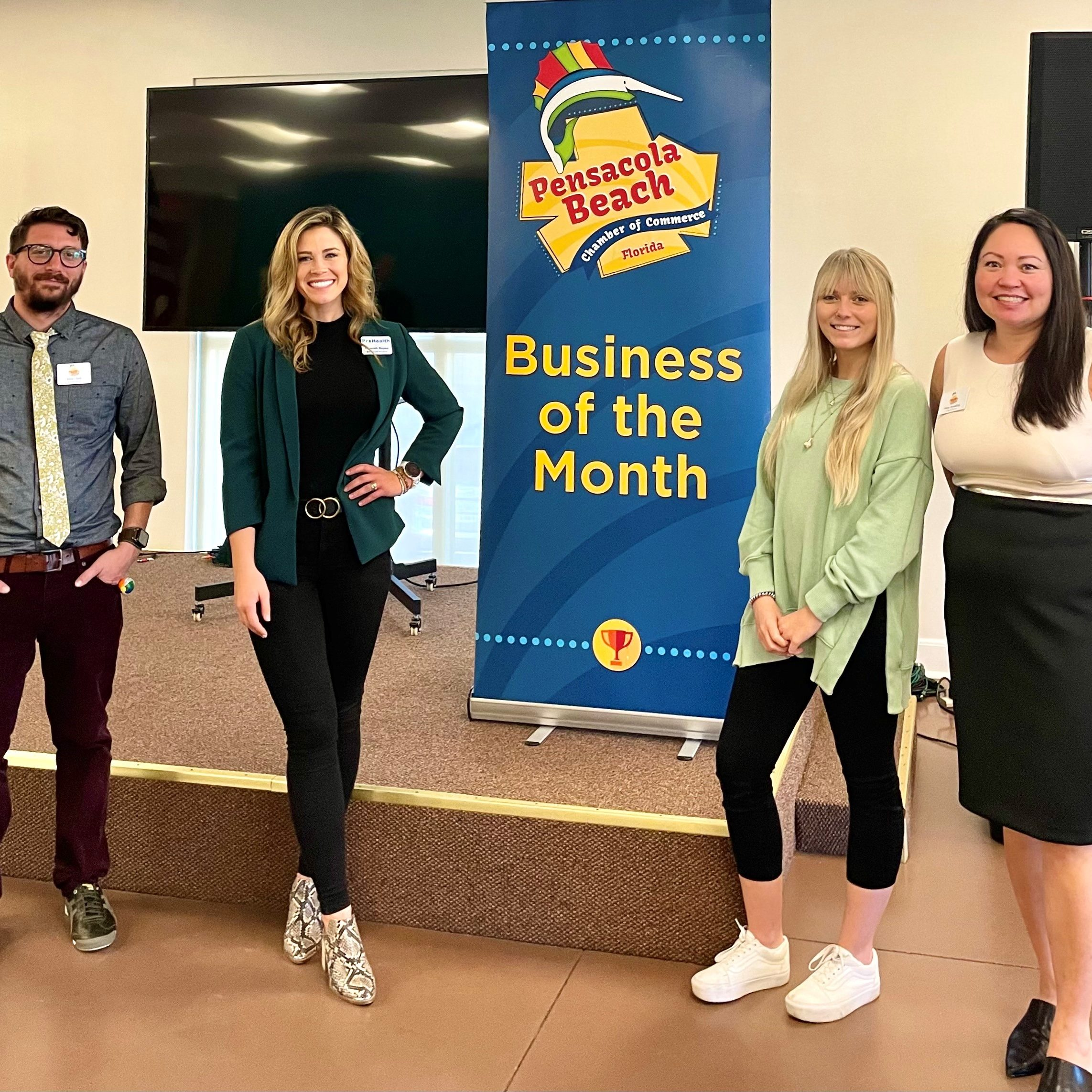 January 2021 Business of the Month